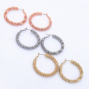 Jewelry - ❇️2 for 32$❇️ Gold, Silver and Rose Gold Hoops